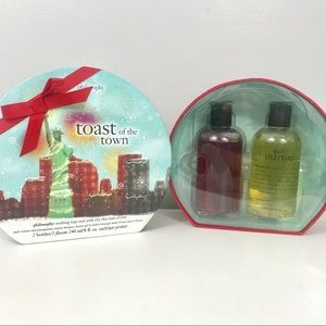 Philosophy Toast Of The Town Set Shower Shampoo